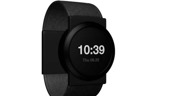 smartwatch interface design example 4-1