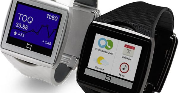 smartwatch interface design example 5