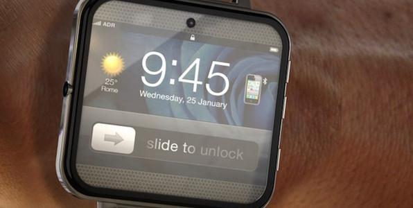 smartwatch interface design example 6