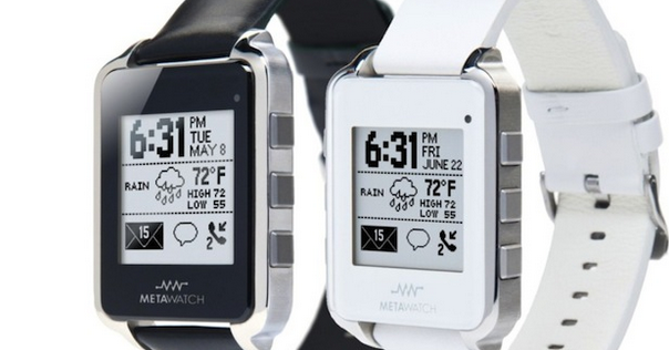 smartwatch interface design example 7