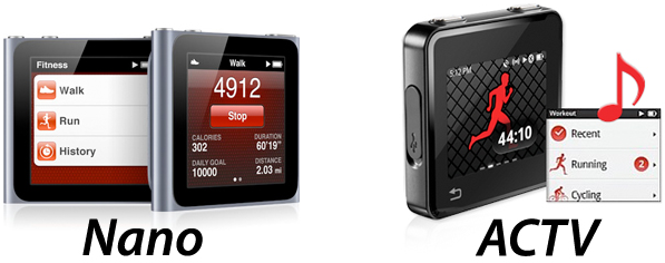smartwatch interface design example 8