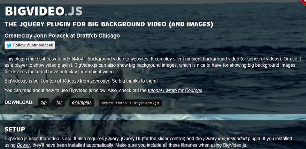 ambient video background design 3