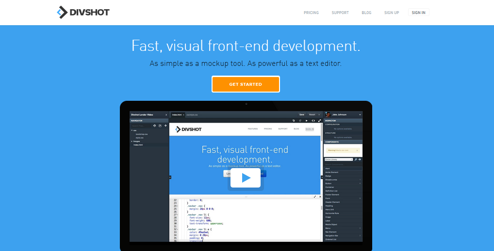 best bootstrap design tool 3