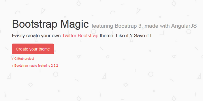 bootstrap 3 theme builder 1