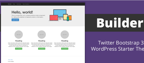 bootstrap 3 theme builder 3