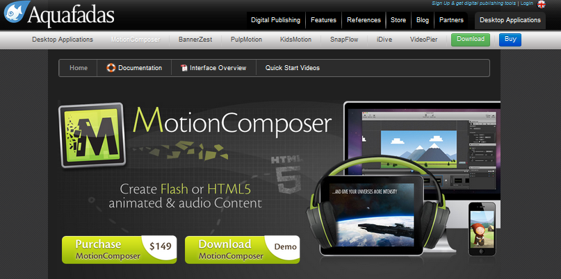 html5 animation tools 10