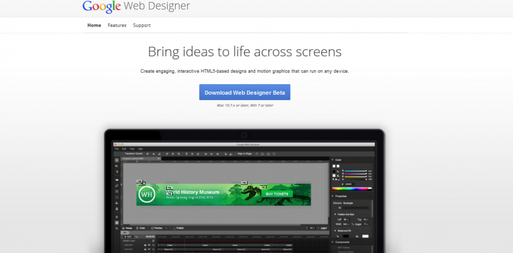 html5 animation tools 2