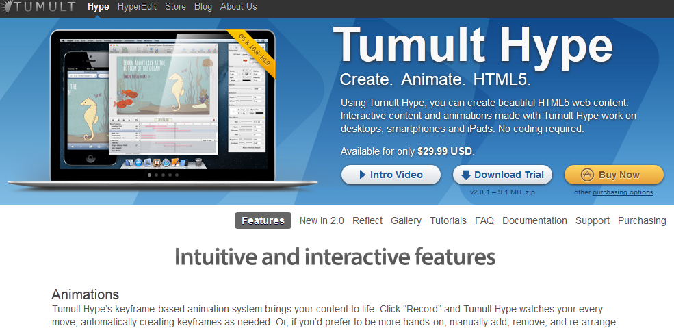 html5 animation tools 4