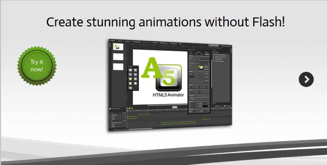 html5 animation tools 5