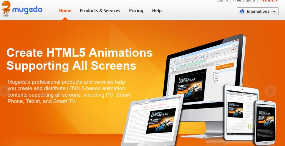 html5 animation tools 6