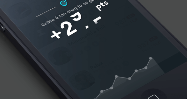 Data visualization inspirations for mobile and app 5