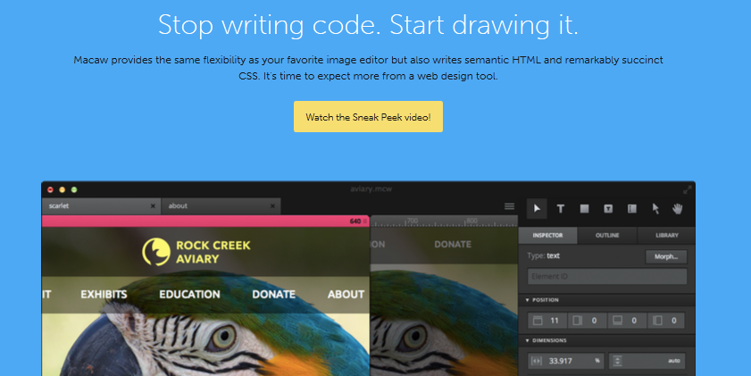 interactive design prototyping tool 2