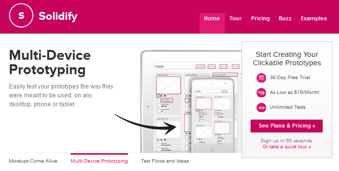 interactive design prototyping tool 5