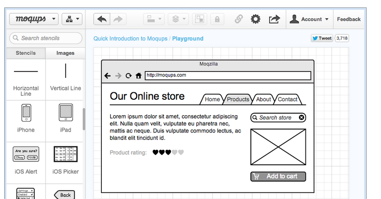 interactive design prototyping tool 7