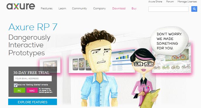interactive design prototyping tool 9