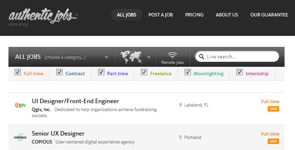 Best freelance job boards 2014 2