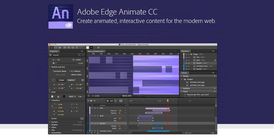 SVG animation tool 3