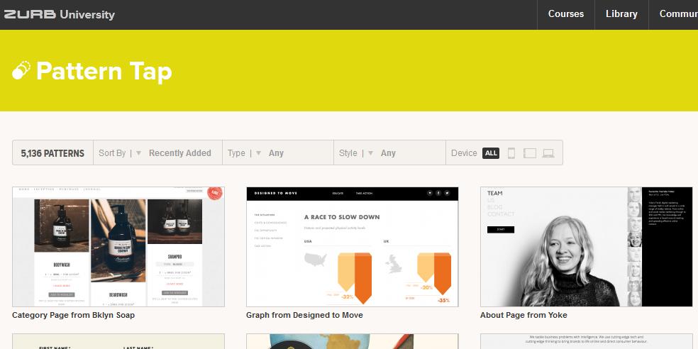 user interface design inspiration 1
