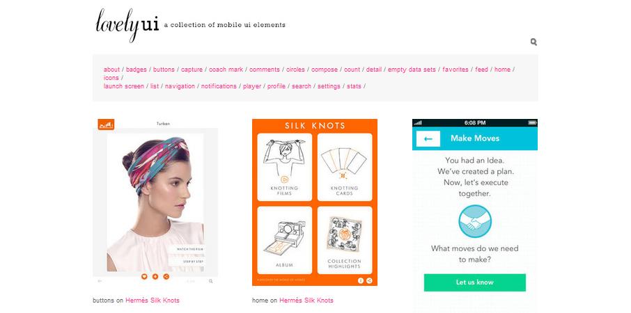 user interface design inspiration 10