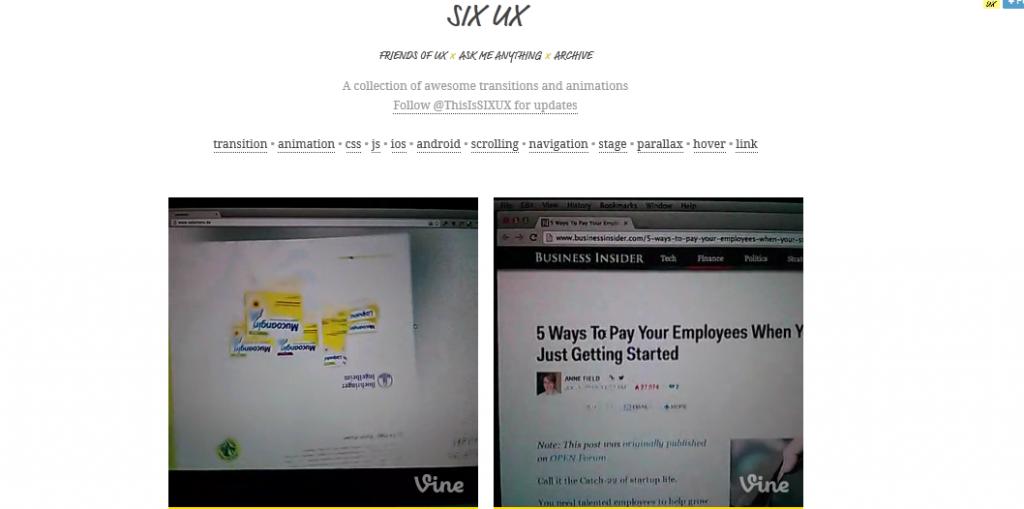 user interface design inspiration 4