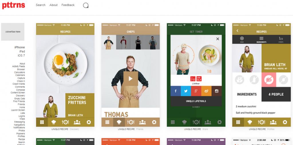 user interface design inspiration 7