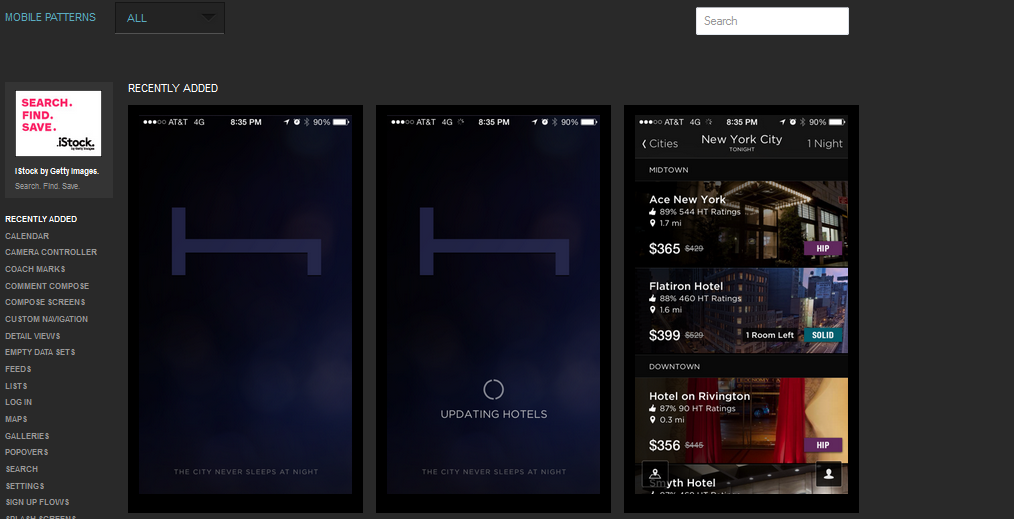 user interface design inspiration 8
