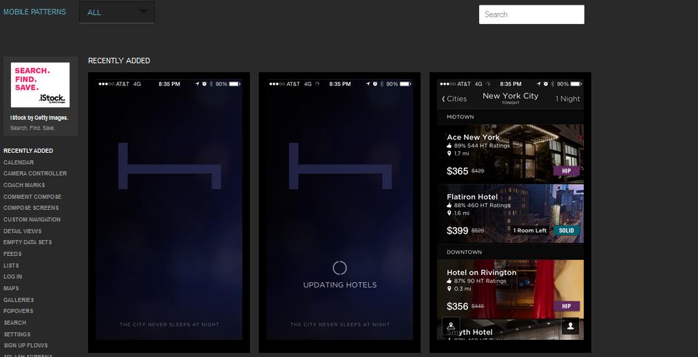 user interface design inspiration 8