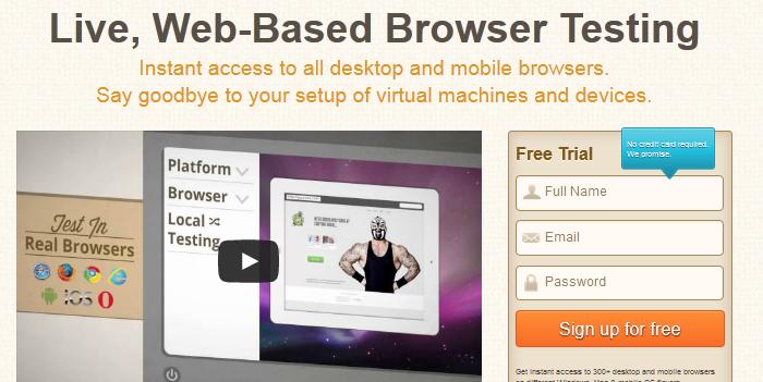 web development testing tools 1