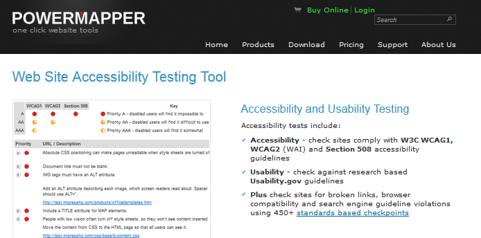 web development testing tools 6