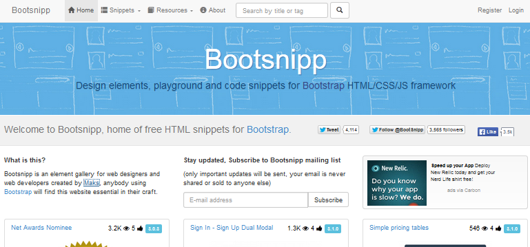 Best way to customize bootstrap 3