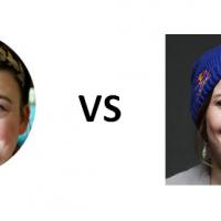 circle vs square profile image