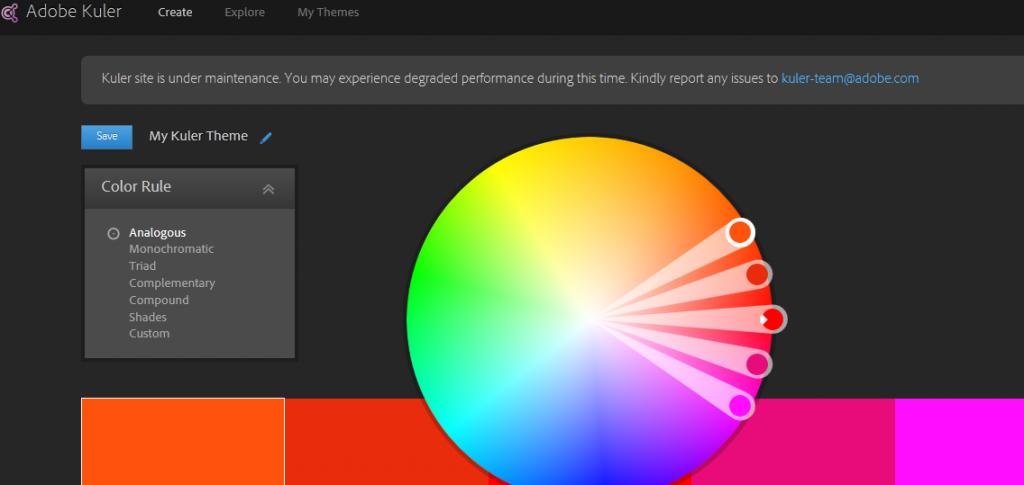 color palette generator for 2014 1