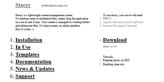 free CMS alternatives to wordpress 10