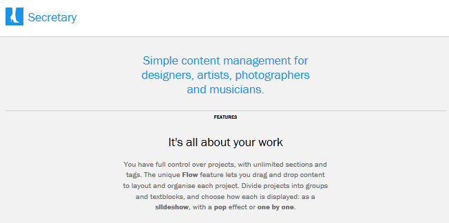 free CMS alternatives to wordpress 2