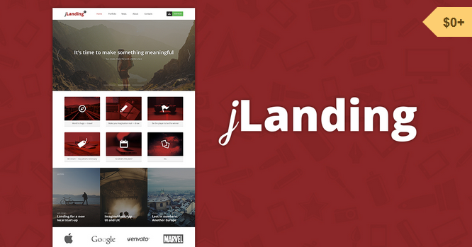 free landing page templates for 2014-3