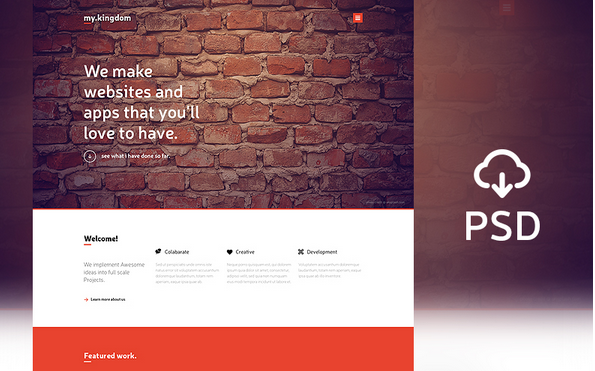 free landing page templates for 2014-5