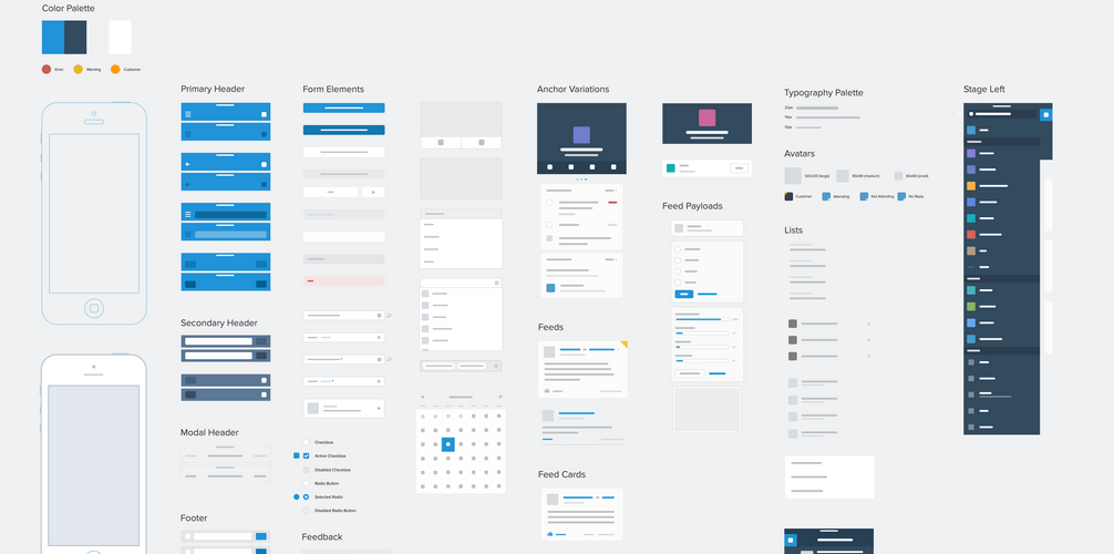 style guides of websites 4