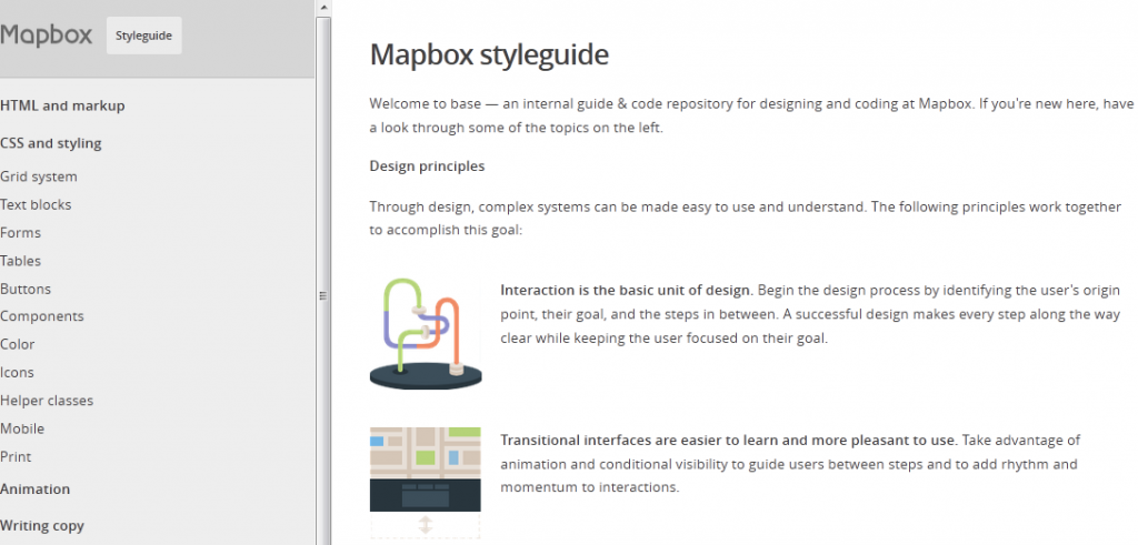 style guides of websites 7