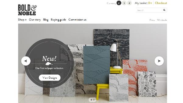 unique ecommerce designs for 2014 2