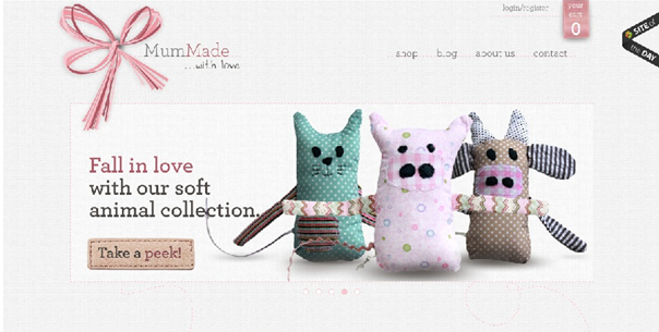 unique ecommerce designs for 2014 4