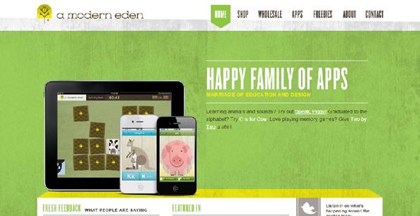 unique ecommerce designs for 2014 5