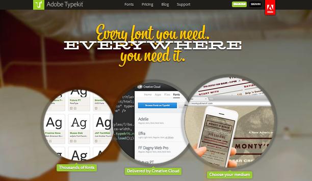 best font hosting 2014-1