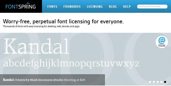 best font hosting 2014-4