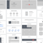 8 useful free psd for wireframes kits