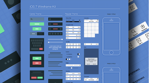psd wireframe kits 2014-5