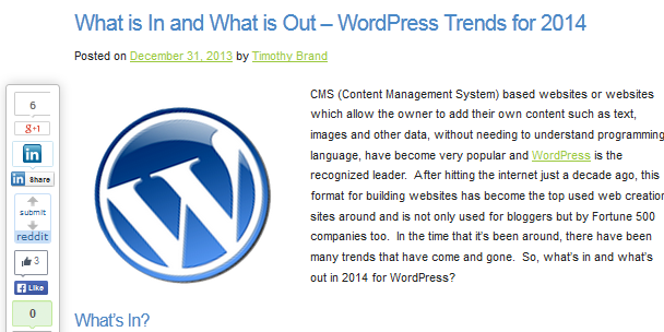 wordpress trends 2014 3