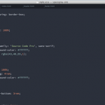 Best sublime text 2 and 3 theme for 2014