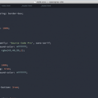 Best sublime text 2 and 3 theme for 2014 1
