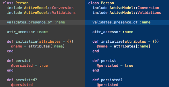 Best sublime text 2 and 3 theme for 2014 8