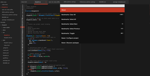 Best sublime text 2 and 3 theme for 2014 9